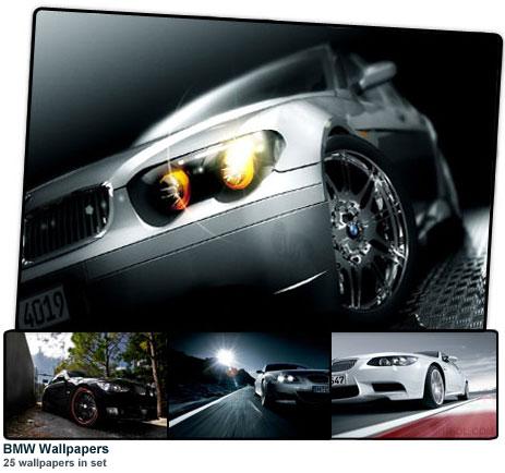 تصاویر پس زمینه فوق العاده جذاب و دیدنی اتومبیل BMV